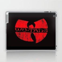 wu-tang red deep Laptop & iPad Skin