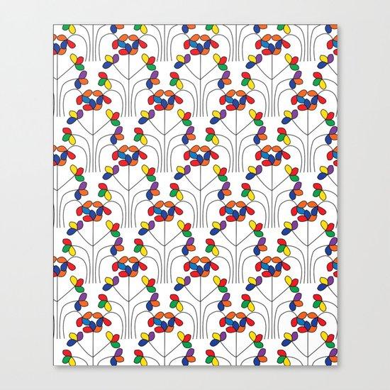 Pattern 26 Canvas Print
