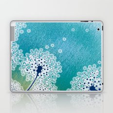 Dandelions in the Wind Laptop & iPad Skin