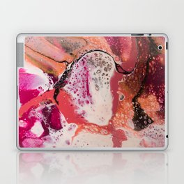 Lifeline Acrylic Pour 2647 Laptop & iPad Skin
