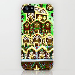 Christmas Artwork #14 (2018) iPhone Case