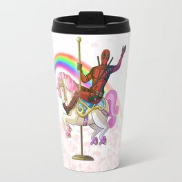 Unicorn Merc Travel Mug