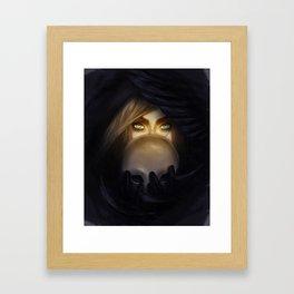 Blackwing Framed Art Print