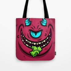 HORN MONSTER Tote Bag