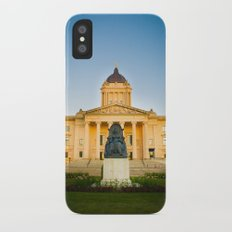 Winnipeg, MB, Canada Slim Case iPhone X