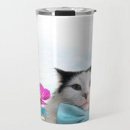 The Oreo Cat: Simply Summer Travel Mug
