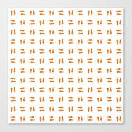 Carrot 2 Canvas Print
