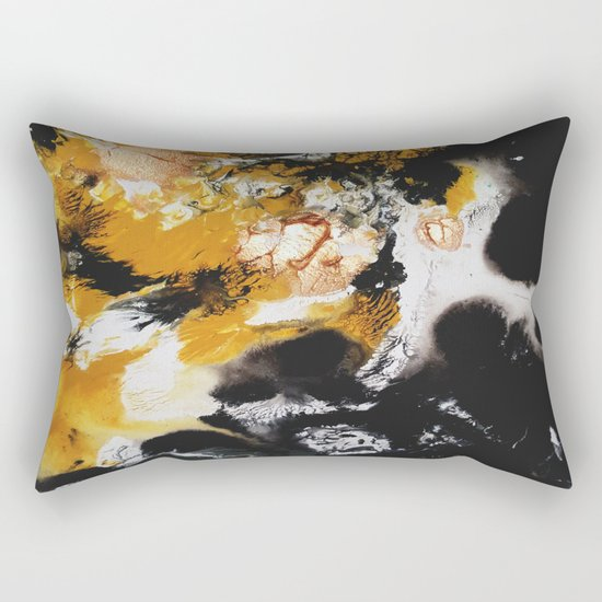 The Unrest Rectangular Pillow