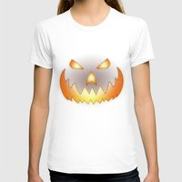 halloween T-shirts featuring Halloween by Nicklas Gustafsson