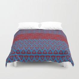 Japanese Style Bohemian Pattern Duvet Cover