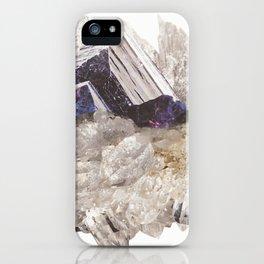 Crystalize IIII iPhone Case