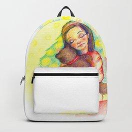 Xmas hug Backpack