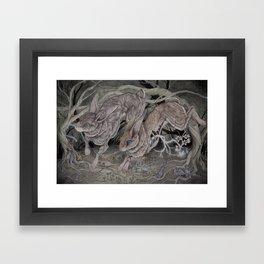 The Warren's Keepers Framed Art Print