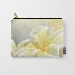Na Lei Pua Melia Aloha e ko Lele Carry-All Pouch