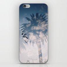 Cloudy Palm iPhone & iPod Skin