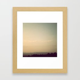 Life goes #2 Framed Art Print