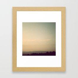 Life goes #2 Framed Art Print