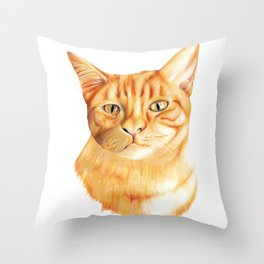 Lionel Throw Pillow