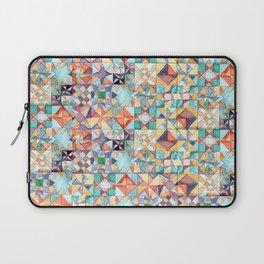 watercolour quilt Laptop Sleeve