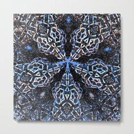 Starburst Metal Print