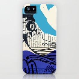 Lake Gator iPhone Case