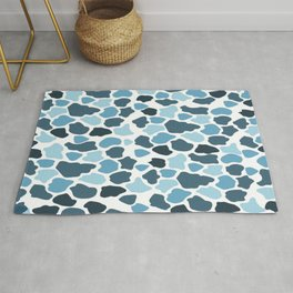 Abstract pattern 15 Rug