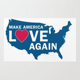 Make America Love Again Rug