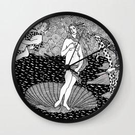Venus - Botticelli Wall Clock