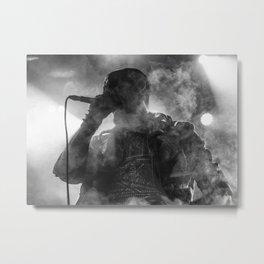 Taake Metal Print