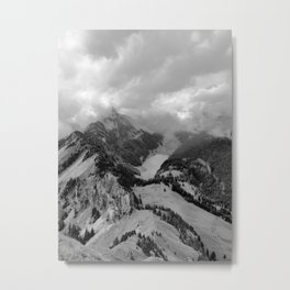 apenzell Metal Print