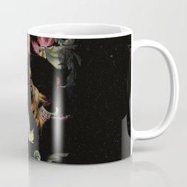 Paisley Skull Coffee Mug