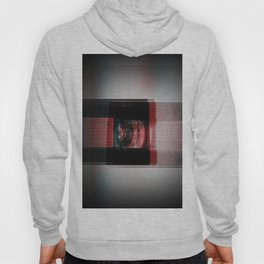 Video Distortion Hoody