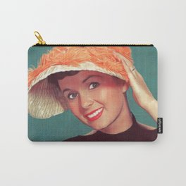 Debbie Reynolds, Vintage Actress Carry-All Pouch