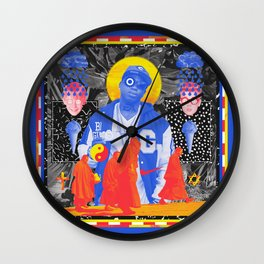 The Procession of the Holy Office Wall Clock