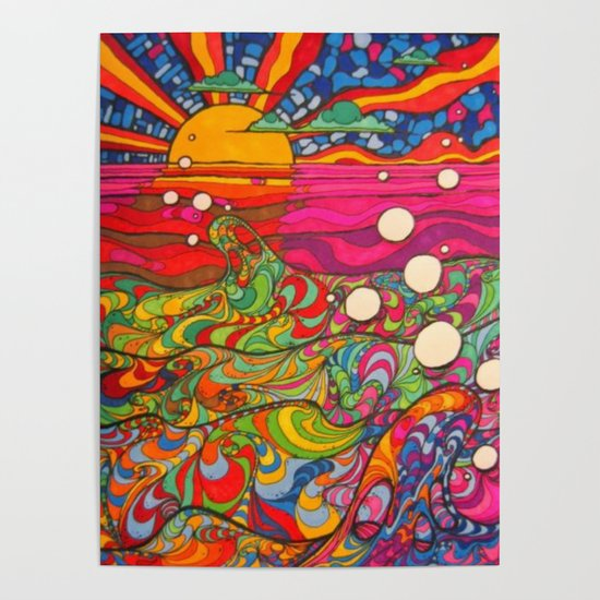 Psychedelic Art by nb1987