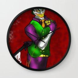 Joker - Joke's on You - 2012 Wall Clock