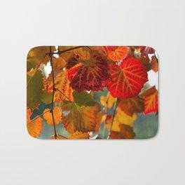 Autumn leaves 1 Bath Mat