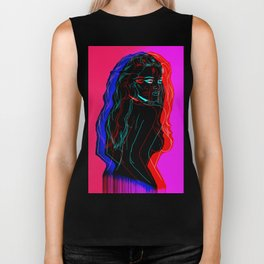 The Neon Demon Biker Tank
