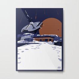 Charon's Crossing - Europa Metal Print