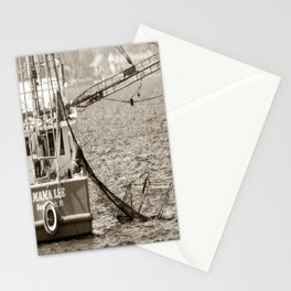 Shrimpers Stationery Cards