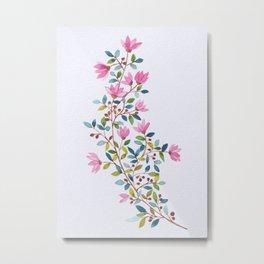 flowers 477 Metal Print