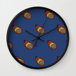Meteor Garden Wall Clock