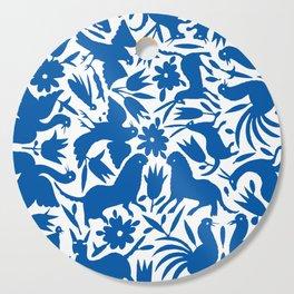 otomi blue Cutting Board