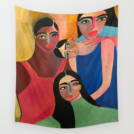 Support System Wall Tapestry