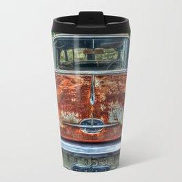 Route 66 Oldsmobile Travel Mug