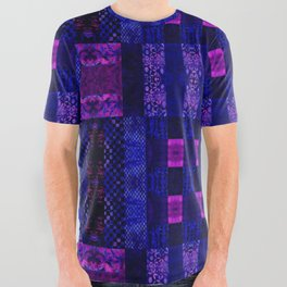 Quilt Square - MMB All Over Graphic Tee