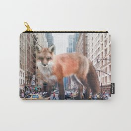fox in new york Carry-All Pouch