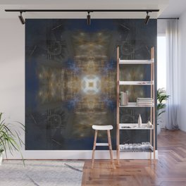 Woodford Fireplace Wall Mural