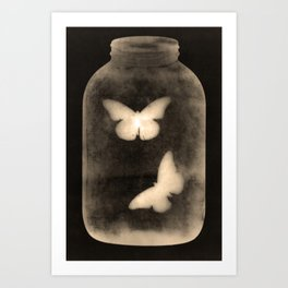 The Killing Jar Art Print