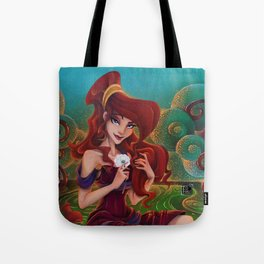 Megara Damsel in Distress Tote Bag